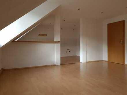 Helle Dachgeschoss-Wohnung in Annaberg-Buchholz