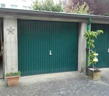Garage zu vermieten - Ruhig und zentral gelegen in Aaseenähe