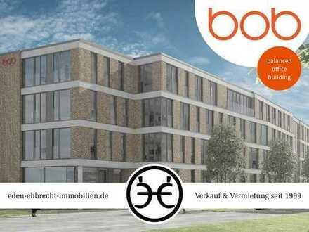 BÜROFLÄCHE | NEUBAU | BOB - Balanced Office Building | Alter Stadthafen | Oldenburg