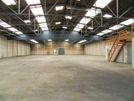 ! Tageslicht- Gewerbehalle, 3000 m² mit großen Toren, 49086 Osnabrück- Voxtrup nähe A 33