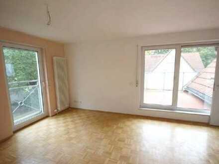 Ansprechende 2-Zimmer-Maisonette-Wohnung mit TG 157000 EURO
