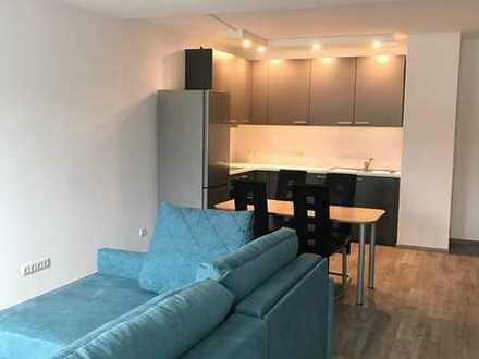 Erstbezug nach Sanierung: stilvolle 1-Zimmer-Wohnung mit EBK in Fürth