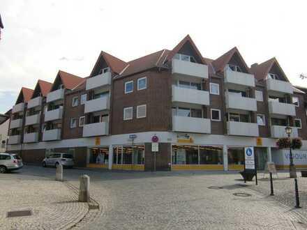 Bückeburg // Helle gemütliche 2-ZKB Wohnung mit Balkon zu vermieten