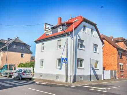 Gepflegtes, teilsaniertes MFH mit Nebengebäuden im Herzen von Dreieich