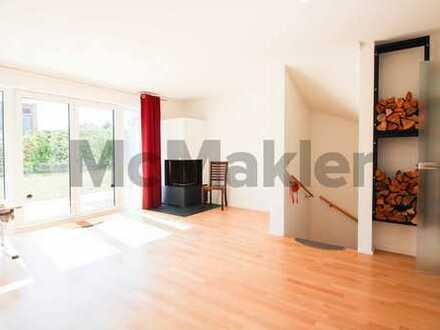 Ideal für kleine Familien: Modernes EFH mit viel Komfort in ruhiger, grüner Lage in Tübingen-Lustnau