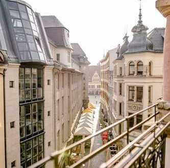 frisch renovierte Büroräume im Leipziger Zentrum