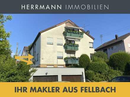 3 Zimmer Hochparterre mit Einliegerwohnung in Leutenbach