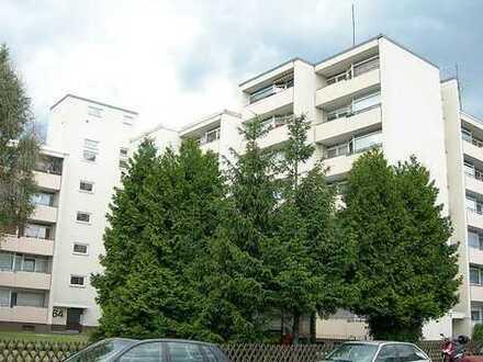 Erbbaupacht! Sonnige DG-Wohnung mit Balkon, Tiefgarage und Fahrstuhl!