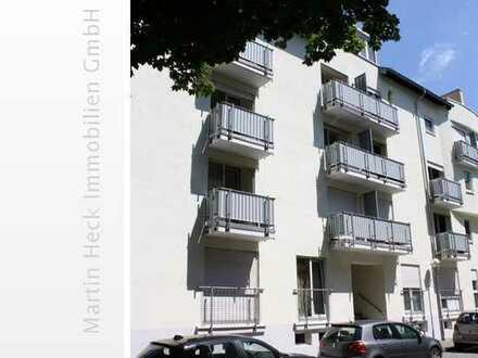 :KAPITALANLAGE: 1 ZWG mit Balkon und Tiefgaragenstellplatz in zentraler Lage von Karlsruhe
