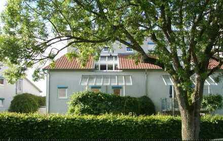 Sonnige 3- Zi.-ETW mit Balkon und Dachterrasse: Emmendingen/ Bürkle-Bleiche