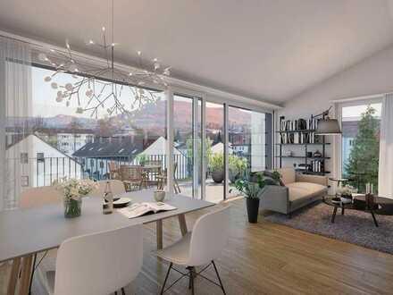 Leben im Zentrum - Neubauprojekt in Pfullingen