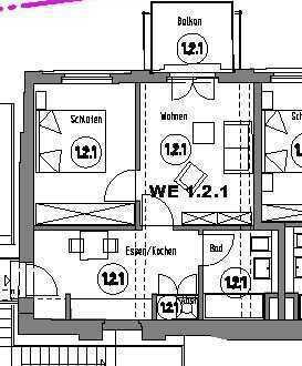+++ Wohnen in der Schlossbrauerei mit allem Komfort, Parkett, Fußbdhzg., TG-ST +++