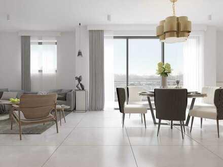 Haus Alchemie - wunderschöne 3-Zimmer Wohnung mit Balkon zu verkaufen **KfW 40+ Standard-Förderung**