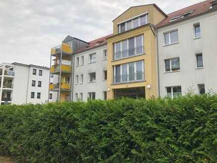 Helle Wohnung am See mit Balkon + Aufzug