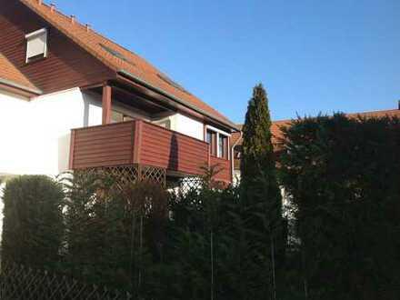 Wohnen wo andere Kuren / Sonnendurchflutete Mehrzimmerwohnung mit XXL_Balkon