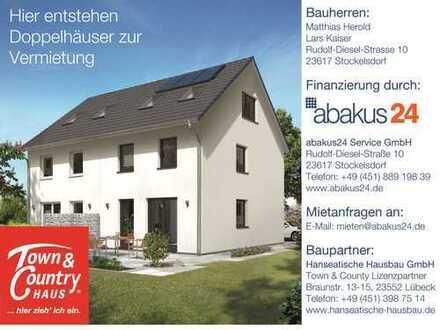 Top DHH inkl. hochwertiger EBK im Zentrum von Stockelsdorf • Von Privat zu vermieten • COURTAGEFREI!