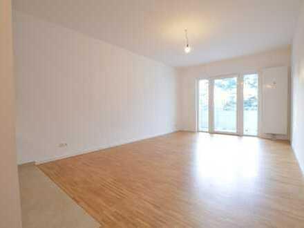 1-Zimmer-Wohnung Waldstadt-Aufzug-Balkon-Waldrandnähe