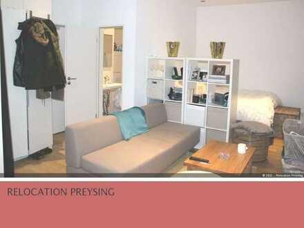 + FULLY FURNISHED + Perfektes Single-Apartment im City Center am Isartor