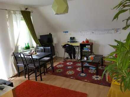 Gepflegte 3-Zimmer-Dachgeschosswohnung mit Balkon in Castrop-Rauxel
