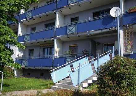 UMZUGSBONUS: Renovierte 3-Zimmer-Wohnung mit Balkon und Aussicht