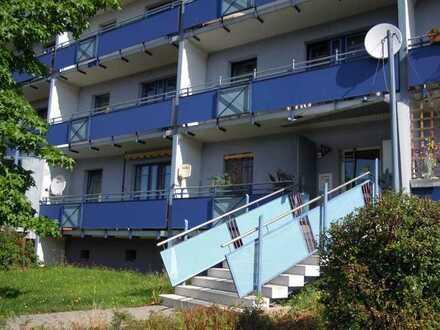 Renovierte 3-Zimmer-Wohnung mit Balkon und Aussicht