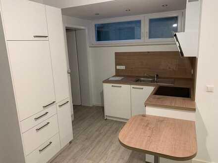 Renovierte 4-Zimmer-Wohnung mit Terrasse in ruhiger Wohnlage als WG geeignet