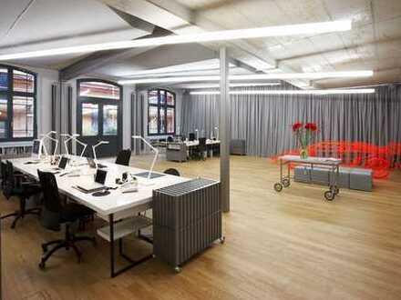 Provisionsfrei - Open office Büro in Kreuzberg (Graefekiez)