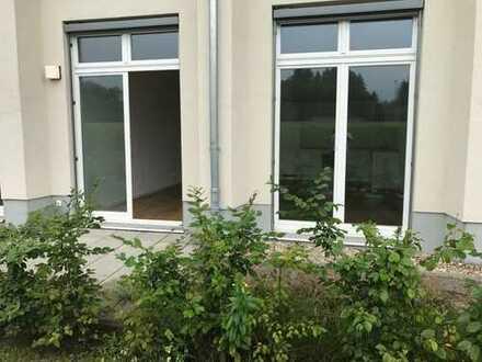 Tolle Ergeschoss Wohnung mit Sonnen Terrasse