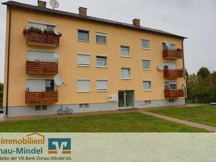 Gepflegte 3-Zimmer-Wohnung in Lauingen