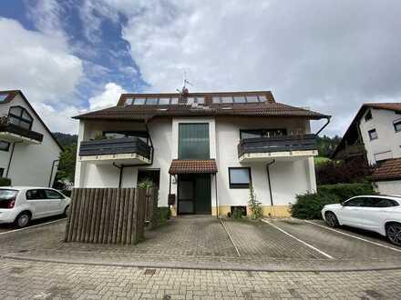 Neu renovierte und geräumige 2 Zi. Wohnung in ruhiger Lage von Kappel !