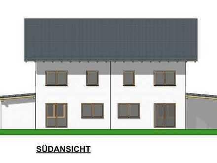 Neubau 2020! Doppelhaushälfte mit 5 Zimmer in Saaldorf.