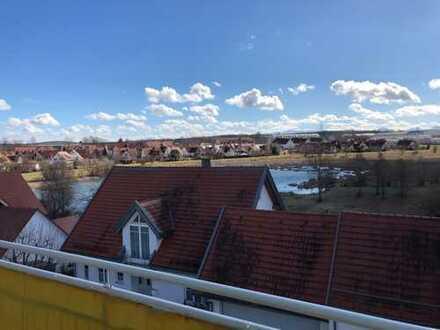 +++PREISSENKUNG+++ Traumhafte Dachgeschosswohnung mit unverbaubarem Bergblick zu verkaufen