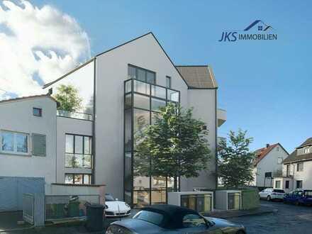 JKS Immobilien: Traumhafte Penthousewohnung auf zwei Ebenen mit großer Dachterrasse