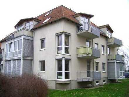 Sonnige 1-Raum-Wohnung, ca.40 m², Hochparterre, Balkon- ruhige Lage