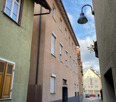 -RESERVIERT- 2-Zimmer-Wohnung mit ca. 55 m² Wohnfläche im Stadtzentrum von Schwäbisch Gmünd