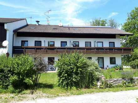 1-Zimmerwohnung Südseite mit Balkon bei Wasserburg