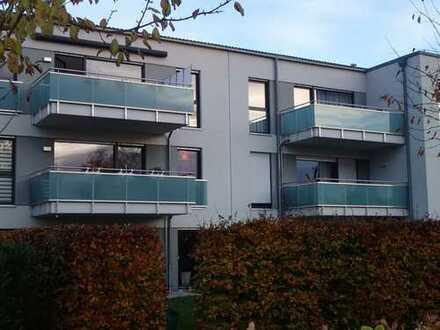 """Moderne, gepflegte 3-Zimmer-Wohnung mit großem Terrassenbalkon Olching """"Am Schwaigfeld"""""""