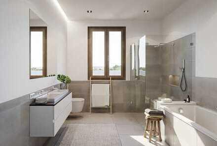 4-Zimmer-Wohnung auf ca. 103 m² mit zeitgemäßem Wohnkomfort und Süd-Ost-Loggia