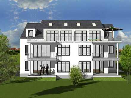 Extravagante 5-Zimmer-Neubau-Maisonettewohnung in Toplage von Berlin - Friedrichshagen