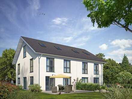 NEUBAU - Exklusive Doppelhaushälfte Nur noch ein Haus verfügbar