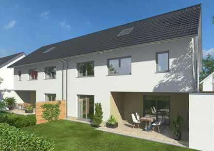 Eigenheim in Schifferstadt: Doppelhaushälfte inklusive Stellplätze
