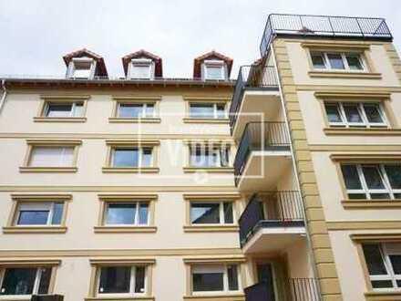 Erstbezug nach Sanierung - Gemütliche Wohnung mit idyllischer Terrasse