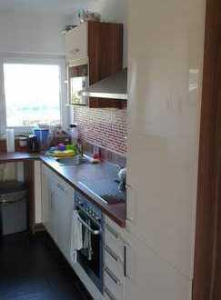 Gepflegte 3-Zimmer-Wohnung mit Balkon und Einbauküche in Illerkirchberg