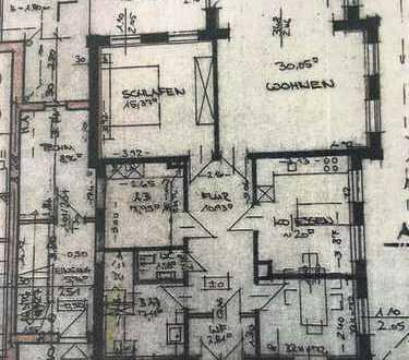 Schöne 3,5-Zimmer-Wohnung in Stadland/ Rodenkirchen