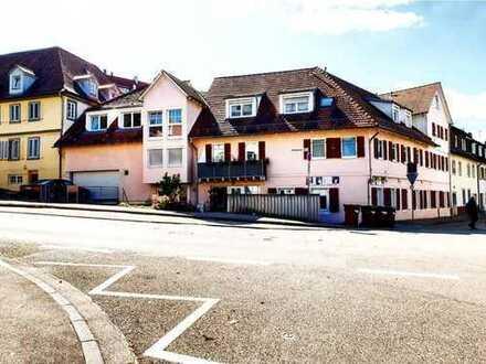 VOLLTREFFER ! Wunderschönes Apartment in Ludwigsburg-Mitte mit Terrasse und Garten