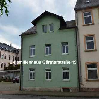 Wohnhaus mit knapp 92qm Wohnfläche in 2 Wohnebenen mit 33qm Gewerbefläche.