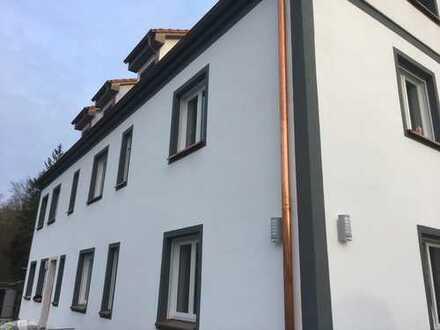 Erstbezug nach Sanierung mit Einbauküche: exklusive 2-Zimmer-Wohnung in Leipheim