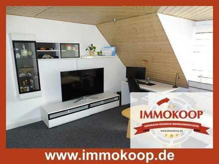 Sofort frei - Schicke 4 Zimmer-Maisonette-Wohnung in begehrter Wohnlage