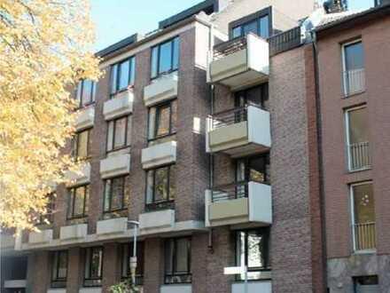 Gut geschnittenes Studentenappartement mit Balkon und Einbauküche in direkter Uni Nähe
