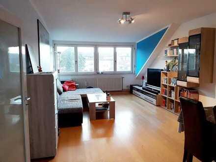 Sehr schöne 3 ZKB-Wohnung Stephanienstr. nahe Europaplatz, ca. 82qm, 795,- € + NK/HZ